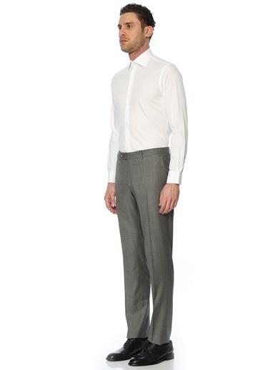 Uzun Kollu Klasik Gömlek-Beymen Club